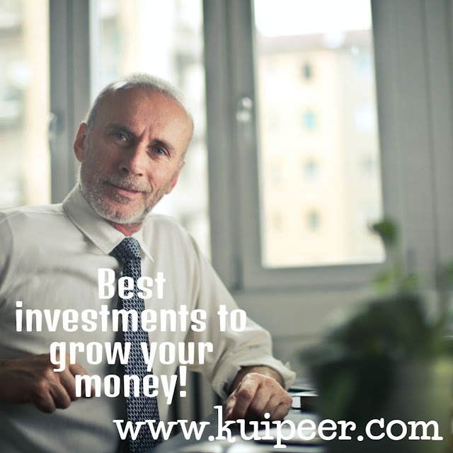 Best investment to grow money | Personal Finance