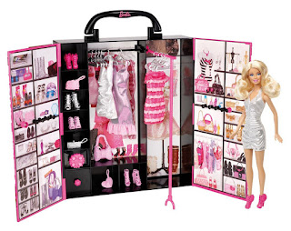 barbie fashionistas ultimate closet by mattel