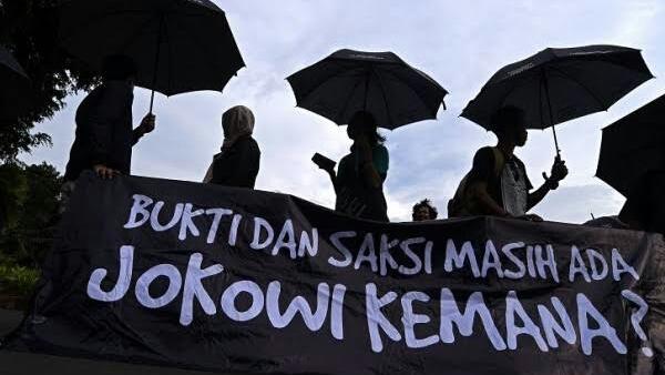 Eks Tim Mawar Menjabat di Kemenhan, Jokowi Langgar Janji Tuntaskan Pelanggaran HAM
