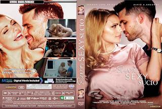 CARATULA SANTO SEXY SUCIO - DIRTY SEXY SAINT 2019[COVER DVD]