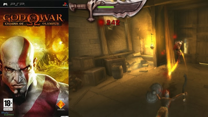 God of War - Chains of Olympus | PPSSPP