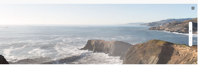Panorama Created by Google Photo App