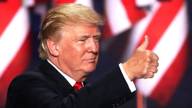 Donald Trump fez uma declaração na segunda-feira afirmando que a mídia está hesitando em denunciar a verdade sobre a eleição em 08 de novembro