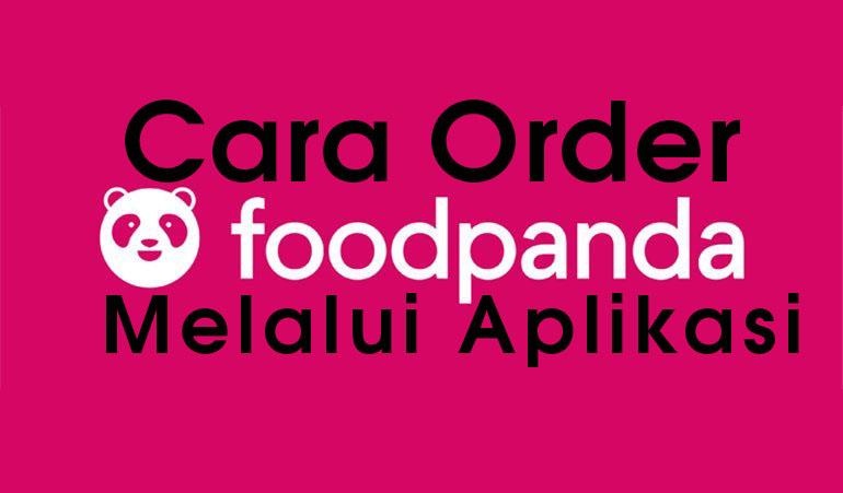 cara download foodpanda