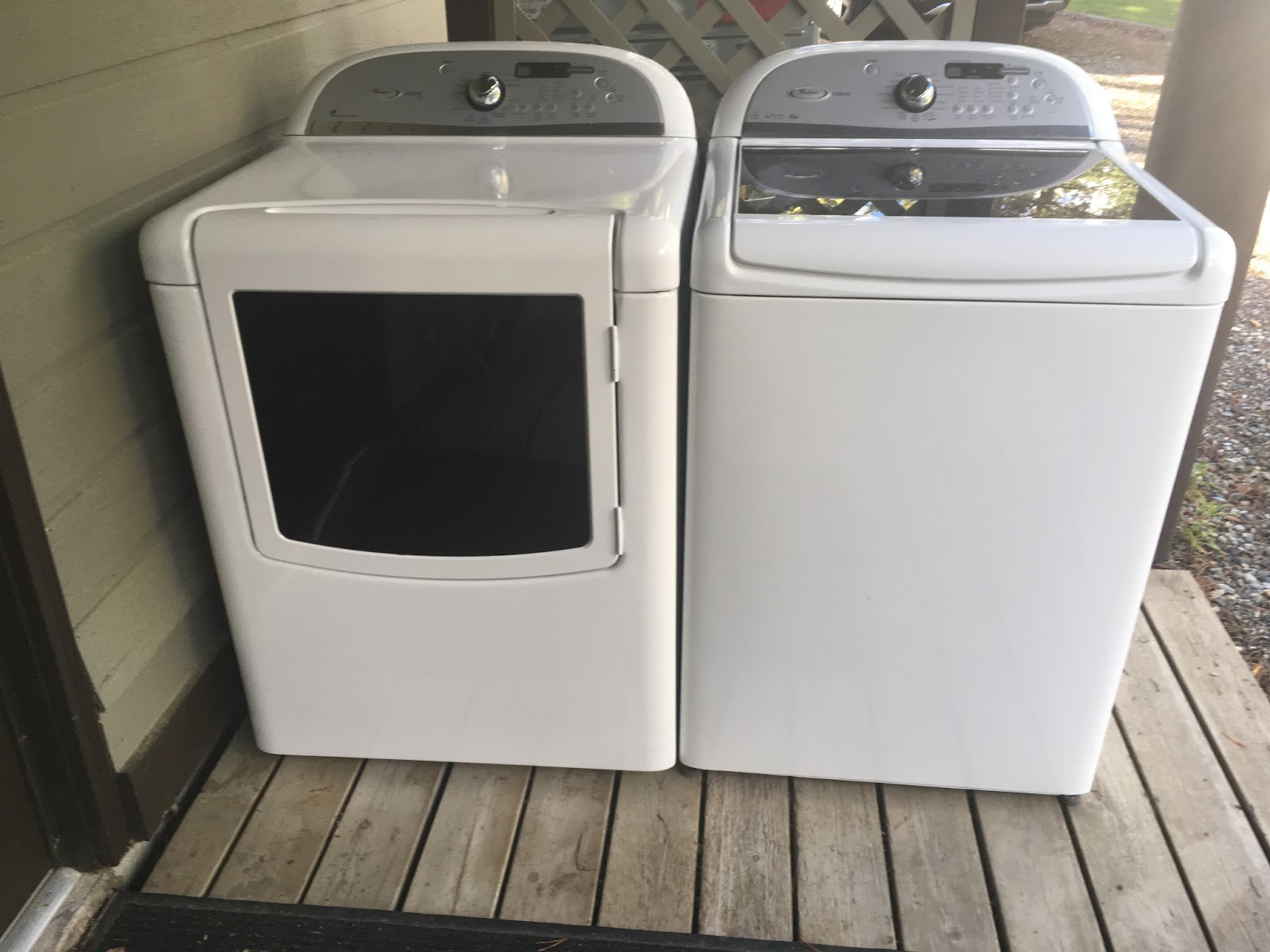 Washer And Dryer Sale Home Depot October 2018 Discount