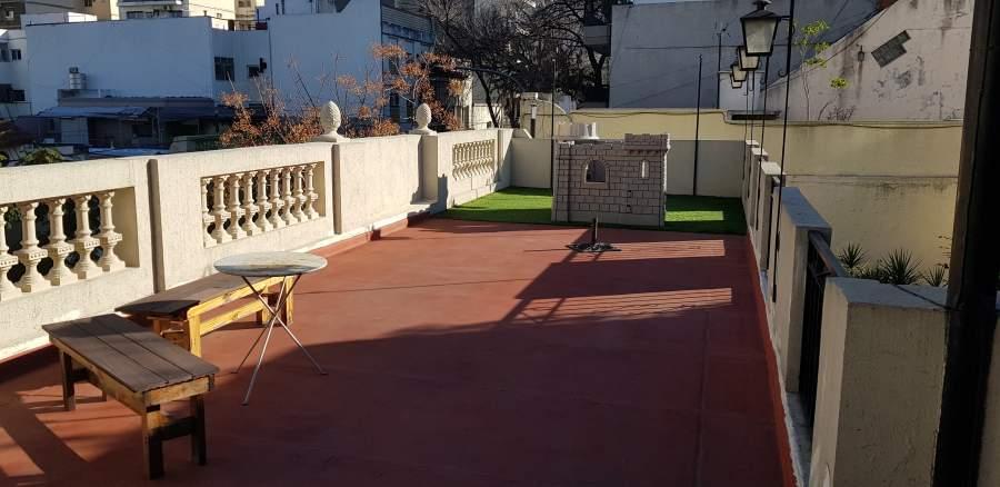 Membrana pintable techo casa