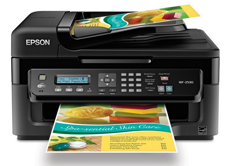 Epson WorkForce WF-2530 Drivers Download