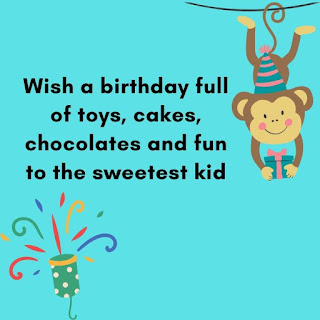 awesome birthday wishes for kids
