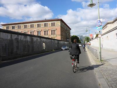 Mauer, Gropiusbau, Abgeordnetenhaus von Berlin
