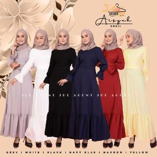 AISYAH DRESS