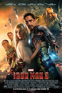 Iron Man 3 2013 Dual Audio Movie Download in 720p BluRay