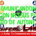 Comunicándonos con Nessus por medio de AutoNessus