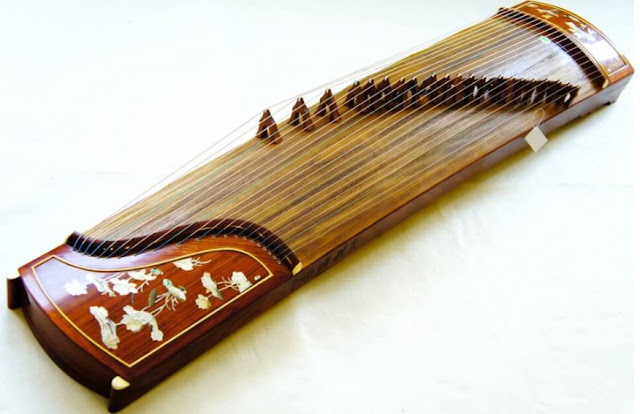 kecapi - Alat Musik Petik Tradisional Khas Indonesia