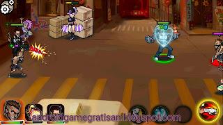 Game seru yang dulu pernah saya mainkan sebentar Game:  Brutal Street 2 apk + obb
