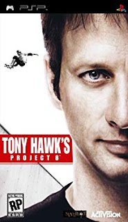 Cheat Tony Hawk's Project 8 PSP PPSSPP