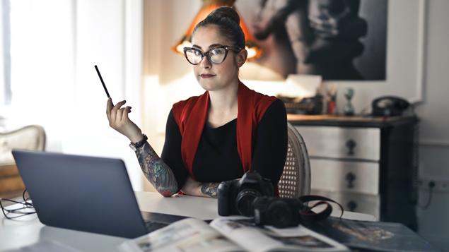 Cara Sederhana Merealisasikan Ide Ngeblog