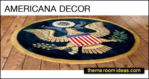 Great Seal of the United States of America rug