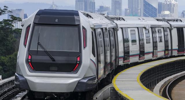 Pengertian MRT dan Perbedaan MRT dan LRT