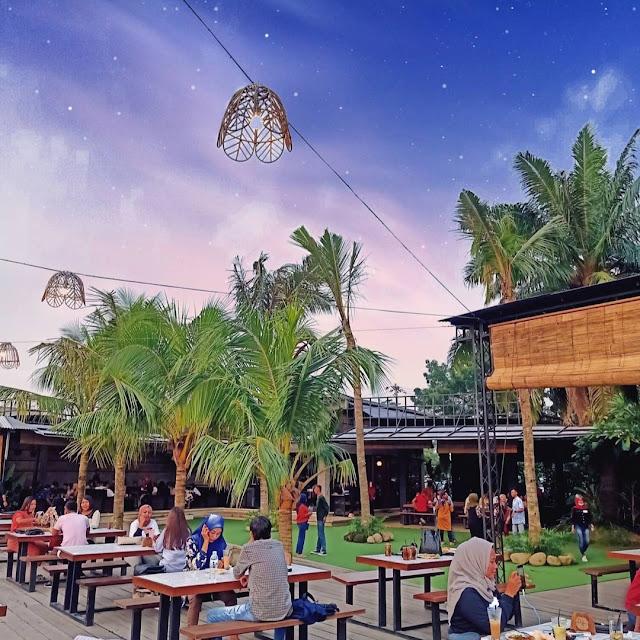 Alamat dan Harga Menu Cafe Jinjit Kopi & Bistro Medan
