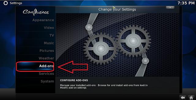 إضافة NANOPLAY لمشاهدة القنوات العالمية على برنامج Kodi Xbmc