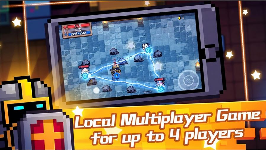 download Soul Knight MOD APK 2.5.1 [Unlimited Money/Gems, Fulll Characters] 3