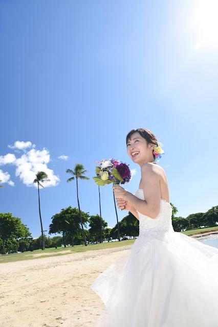 Oahu Bride