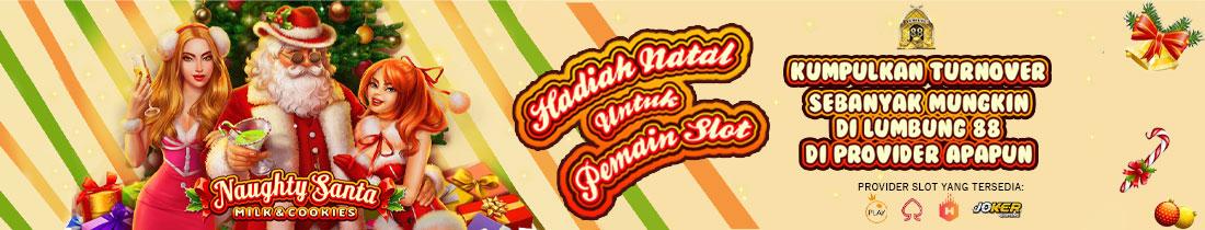 HADIAH NATAL LUMBUNG88