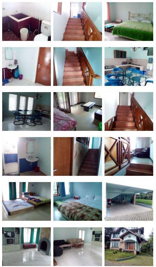 Villa Lina Lembang - Villa 5 Kamar