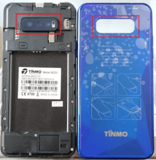 Tinmo W200 Flash file LCD Dead Fixed-100% test