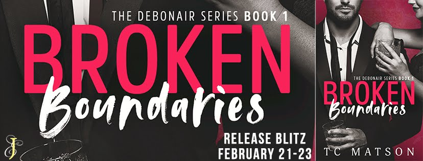Broken Boundaries Release Blitz