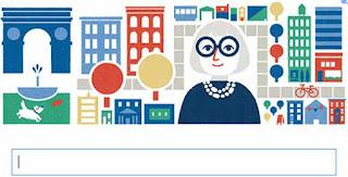Jane Jacob di Google Doodle Hari Ini