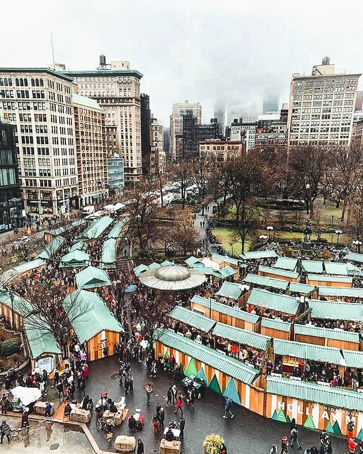 Union Square Holiday Market
