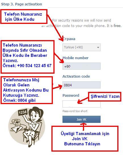 VKontakte nasıl engellenebilirim 33