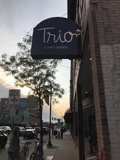 Trio Plant-Based Lake Street Vegan