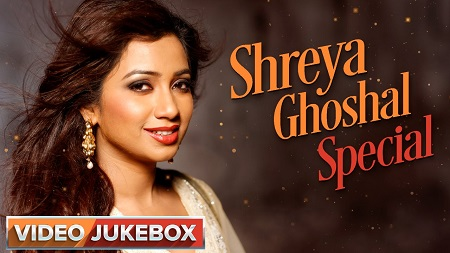 Shreya Ghoshal Special Video Jukebox New Indian Songs 2016 Deewani Mastani Nagada Sang Dhol