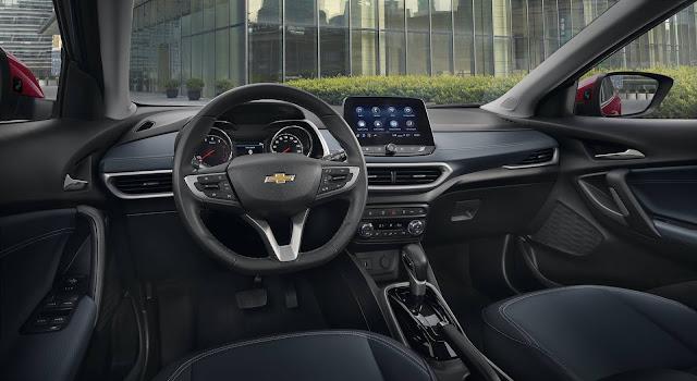 Chevrolet Tracker LTZ e Premier terão motor 1.0 Turbo
