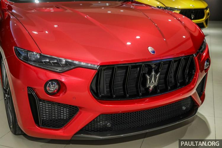 Maserati Levante 15 tỷ về Việt Nam, từ 4,5 tỷ đồng tại Malaysia