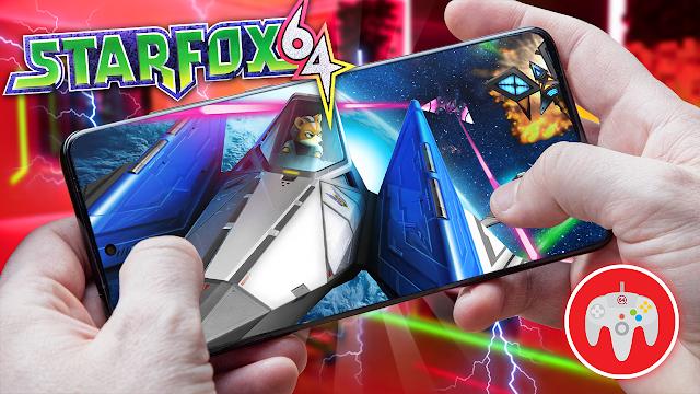 Star Fox 64 Para Teléfonos Android
