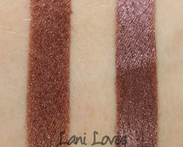 Darling Girl Love's A Witch Eyeshadow Swatches & Review