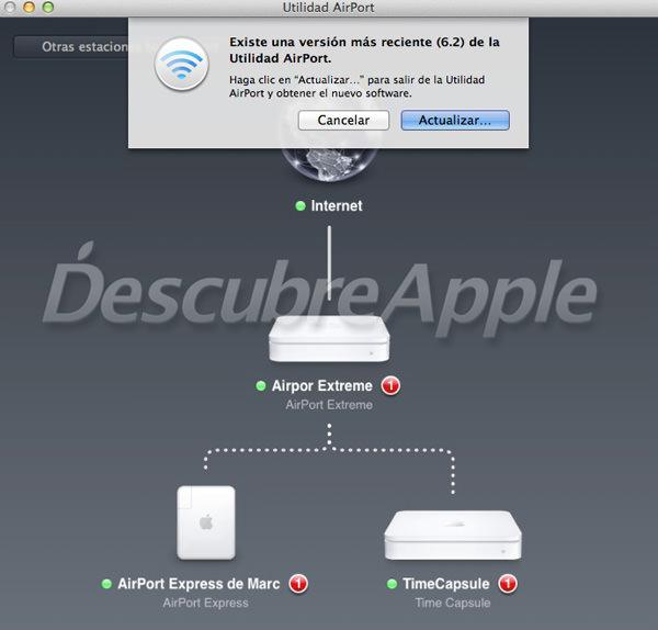 Apple Actualiza El Firmware De Las Estaciones Airport Y De