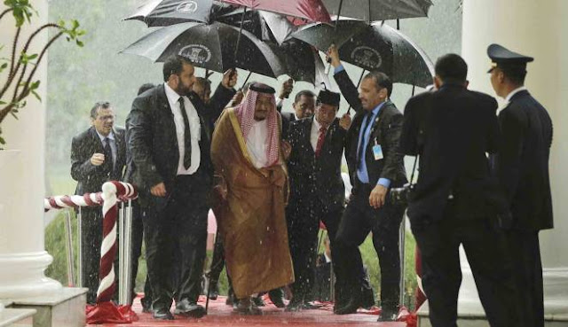 Jokowi Kecewa Raja Salman, Sudah Mayungi Investasinya Kecil