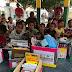 Projeto Biblioteca Itinerante promove contato com a literatura a estudantes de todo município de Quixabeira