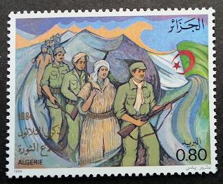 Anniversary of the Revolution Algeria Wishes