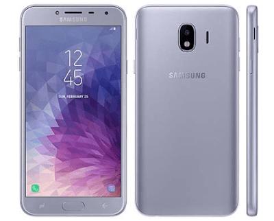 Samsung Galaxy J4 Performa