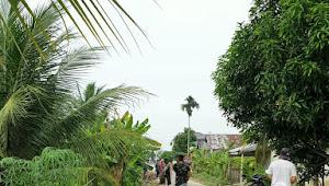 Ketua RT Ajak Masyarakat Galakkan Gotong Royong Bersihkan Lingkungan