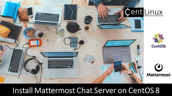 install-mattermost-chat-server-centos-8