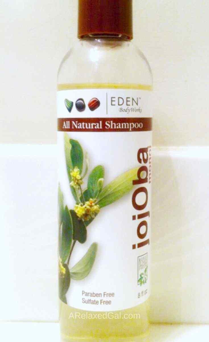 Eden BodyWorks Jojoba Monoi Moisturizing Shampoo Review | A Relaxed Gal
