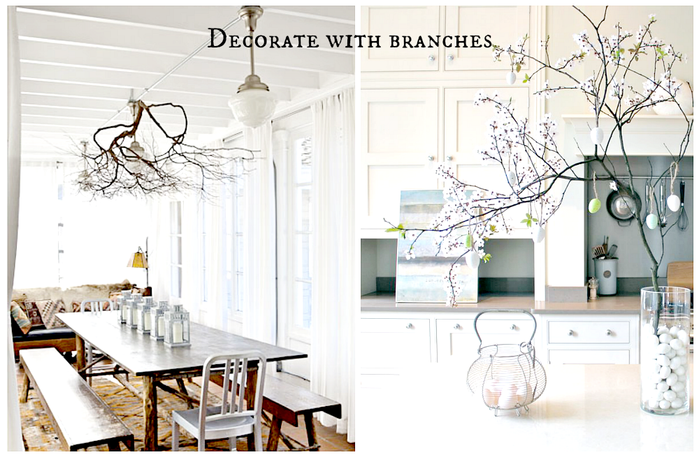 branches home decor