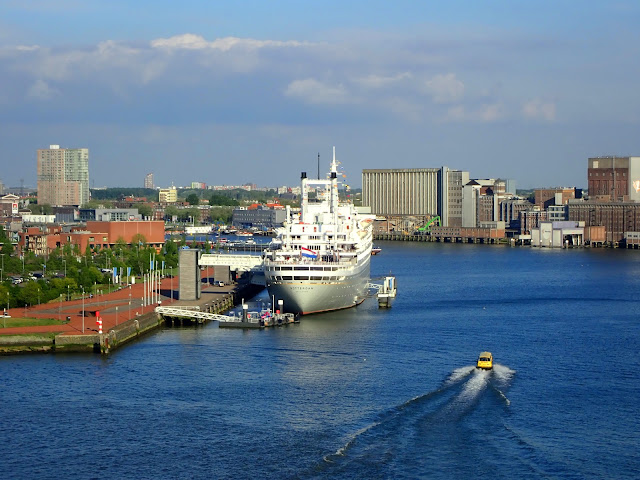 What to do in Rotterdam City Guide Cruise Port Northern Europe Cruise Water Taxi SS Rotterdam Cruise Ship Hotel