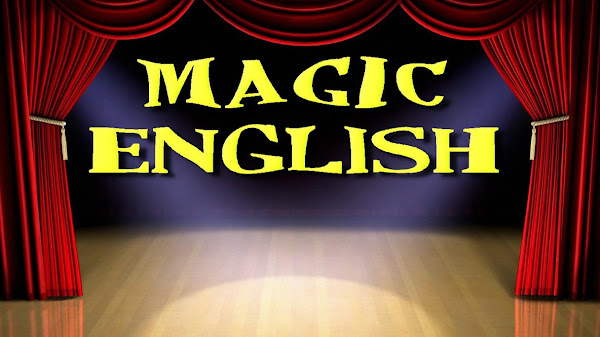 Magic English for kids - Official Website - BenjaminMadeira